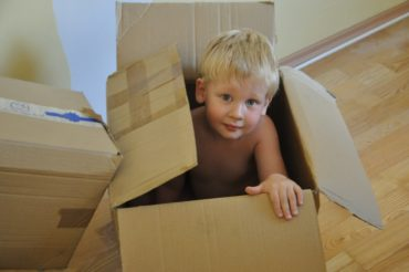 Moving House With Kids – A Parent's Waking Nightmare