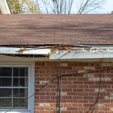 The Alarming Damage Clogged Gutters Do to Your Household